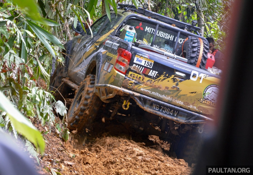 Borneo Safari Off-road Challenge 2016 with the new Mitsubishi Triton 2.4L MIVEC – one for the bucket list Image #590667