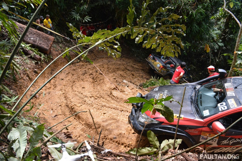 Borneo Safari Off-road Challenge 2016 with the new Mitsubishi Triton 2.4L MIVEC – one for the bucket list Image #590668