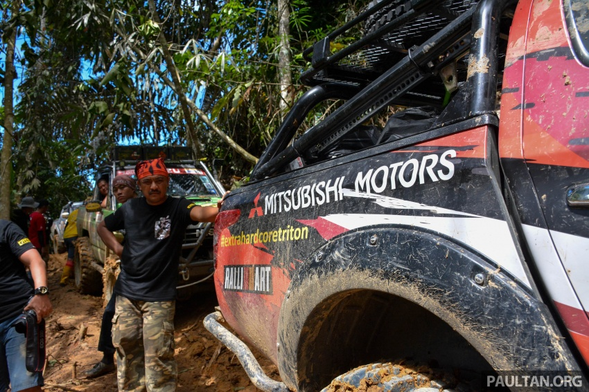 Borneo Safari Off-road Challenge 2016 with the new Mitsubishi Triton 2.4L MIVEC – one for the bucket list Image #590669