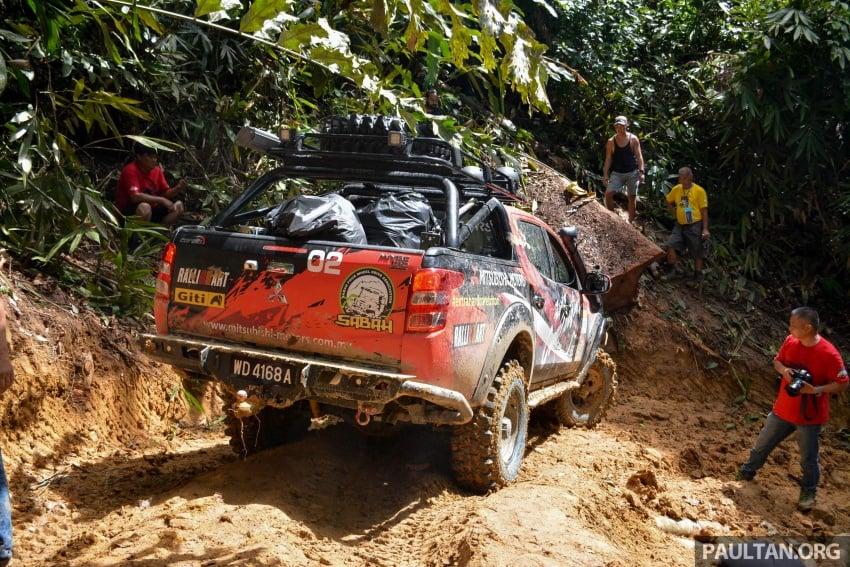 Borneo Safari Off-road Challenge 2016 with the new Mitsubishi Triton 2.4L MIVEC – one for the bucket list Image #590670