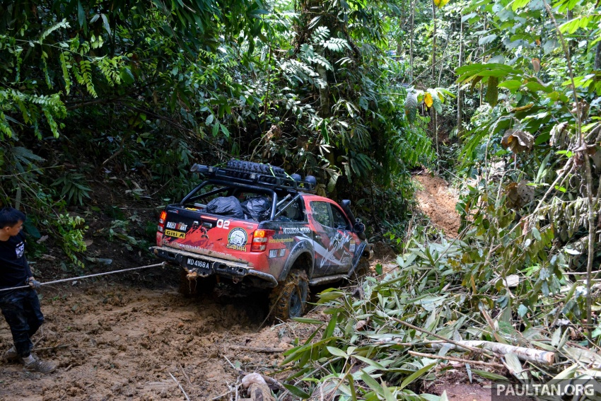 Borneo Safari Off-road Challenge 2016 with the new Mitsubishi Triton 2.4L MIVEC – one for the bucket list Image #590672