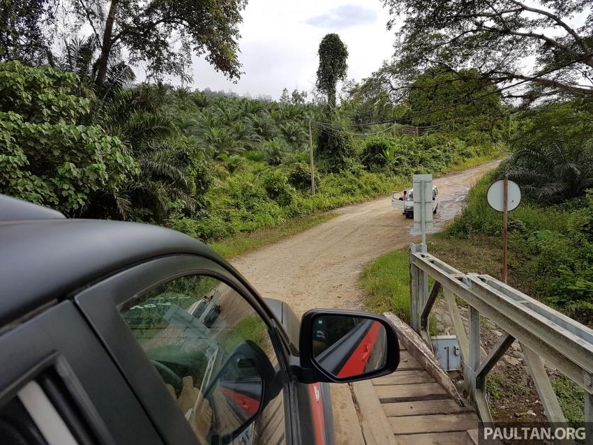 Borneo Safari Off-road Challenge 2016 with the new Mitsubishi Triton 2.4L MIVEC – one for the bucket list Image #590619