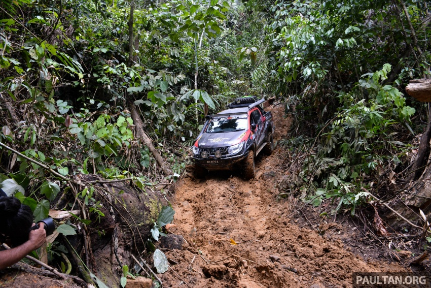 Borneo Safari Off-road Challenge 2016 with the new Mitsubishi Triton 2.4L MIVEC – one for the bucket list Image #590673