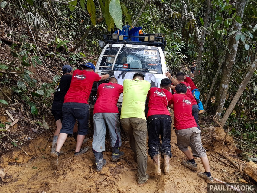 Borneo Safari Off-road Challenge 2016 with the new Mitsubishi Triton 2.4L MIVEC – one for the bucket list Image #590674