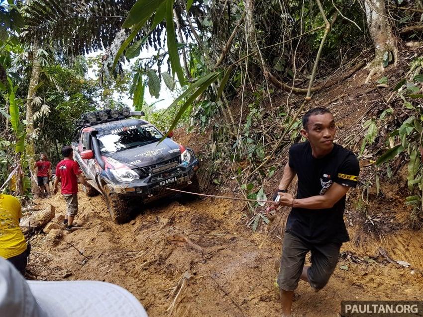 Borneo Safari Off-road Challenge 2016 with the new Mitsubishi Triton 2.4L MIVEC – one for the bucket list Image #590675