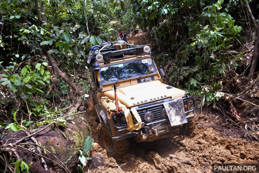 Borneo Safari Off-road Challenge 2016 with the new Mitsubishi Triton 2.4L MIVEC – one for the bucket list Image #590677