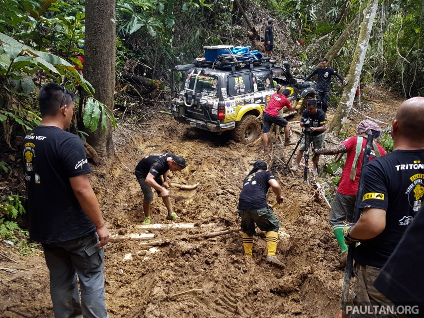Borneo Safari Off-road Challenge 2016 with the new Mitsubishi Triton 2.4L MIVEC – one for the bucket list Image #590680