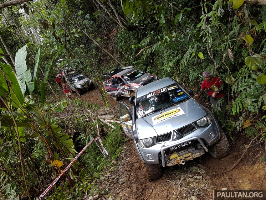 Borneo Safari Off-road Challenge 2016 with the new Mitsubishi Triton 2.4L MIVEC – one for the bucket list Image #590681