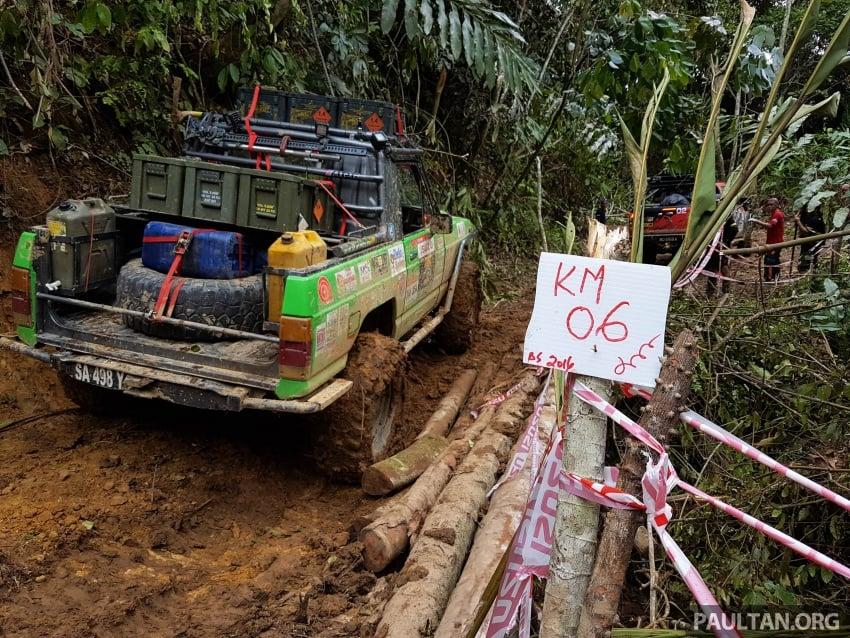 Borneo Safari Off-road Challenge 2016 with the new Mitsubishi Triton 2.4L MIVEC – one for the bucket list Image #590682