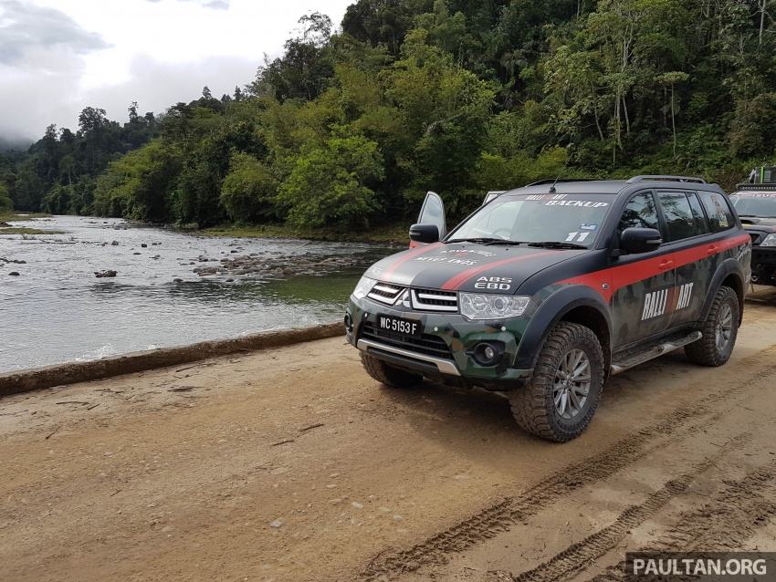 Borneo Safari Off-road Challenge 2016 with the new Mitsubishi Triton 2.4L MIVEC – one for the bucket list Image #590620