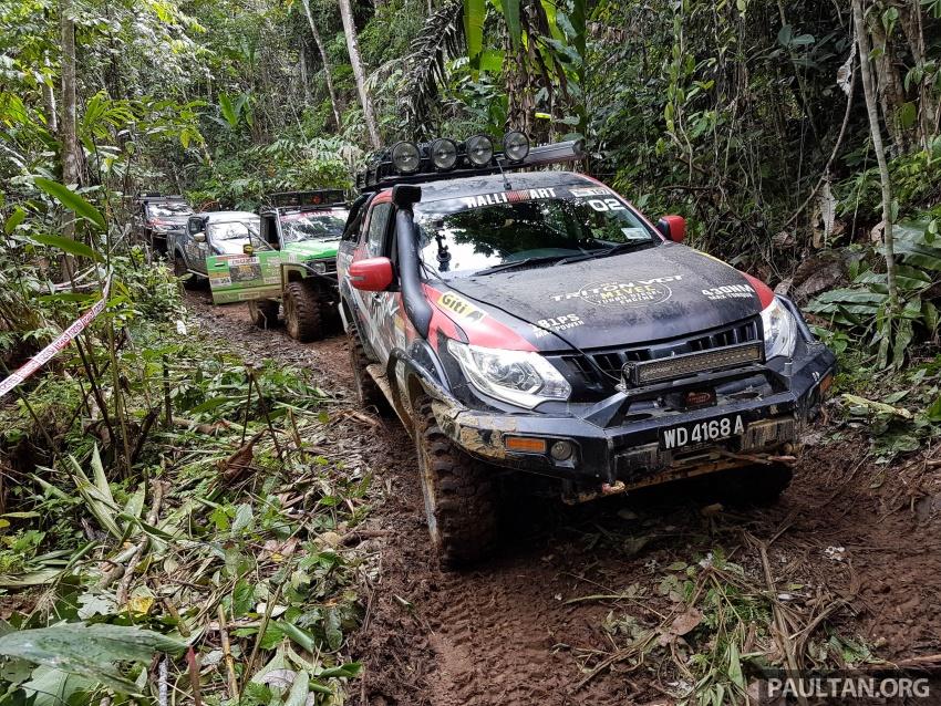 Borneo Safari Off-road Challenge 2016 with the new Mitsubishi Triton 2.4L MIVEC – one for the bucket list Image #590683