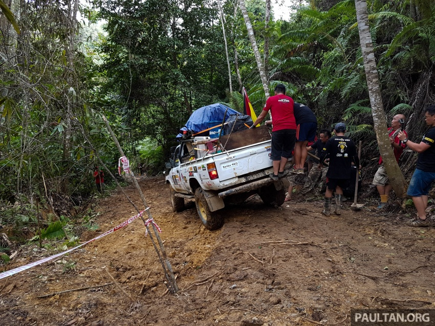 Borneo Safari Off-road Challenge 2016 with the new Mitsubishi Triton 2.4L MIVEC – one for the bucket list Image #590685