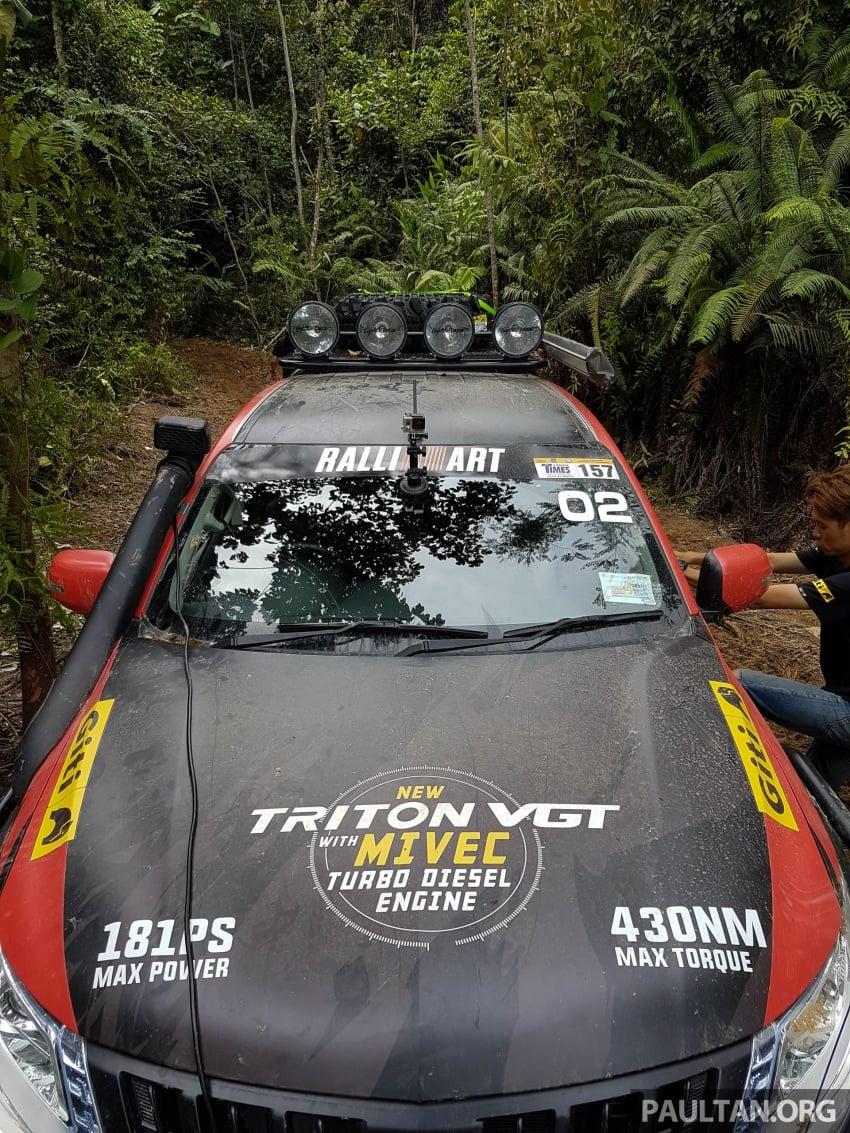Borneo Safari Off-road Challenge 2016 with the new Mitsubishi Triton 2.4L MIVEC – one for the bucket list Image #590686