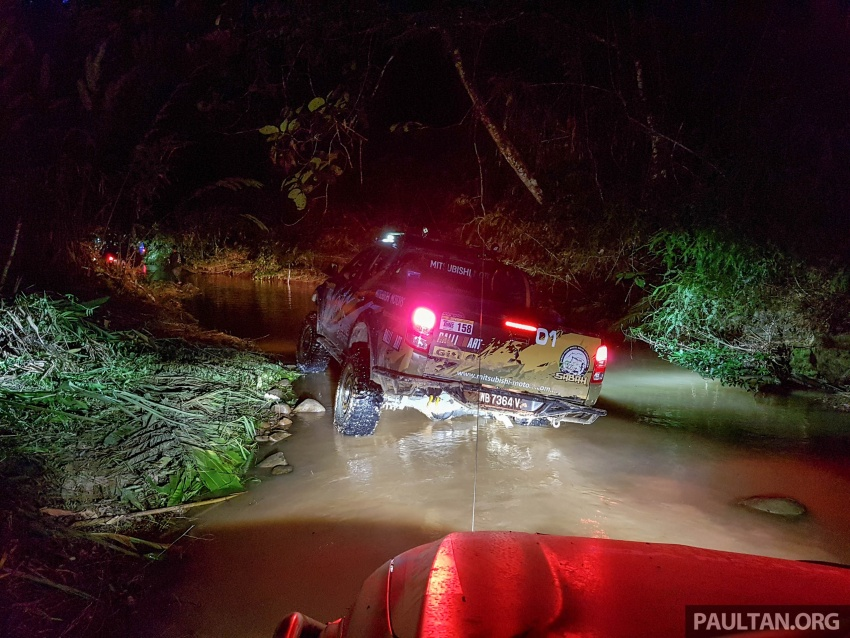 Borneo Safari Off-road Challenge 2016 with the new Mitsubishi Triton 2.4L MIVEC – one for the bucket list Image #590689