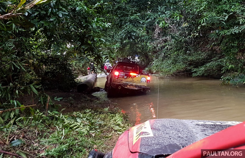 Borneo Safari Off-road Challenge 2016 with the new Mitsubishi Triton 2.4L MIVEC – one for the bucket list Image #590694