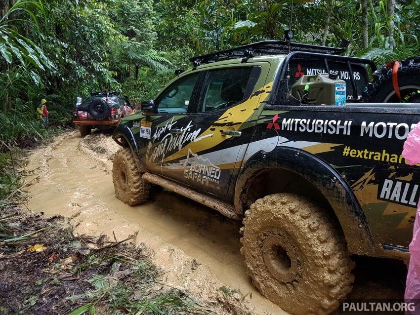 Borneo Safari Off-road Challenge 2016 with the new Mitsubishi Triton 2.4L MIVEC – one for the bucket list Image #590708