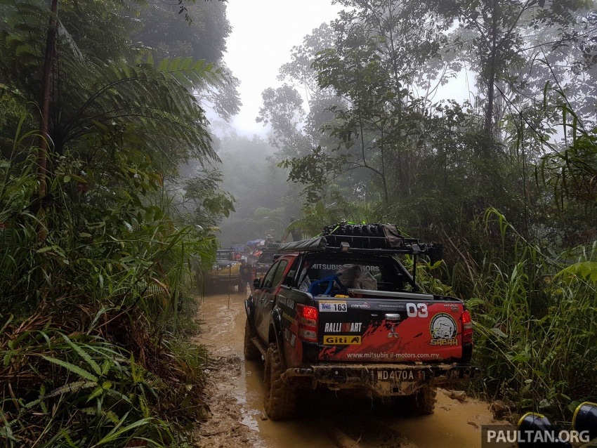 Borneo Safari Off-road Challenge 2016 with the new Mitsubishi Triton 2.4L MIVEC – one for the bucket list Image #590709