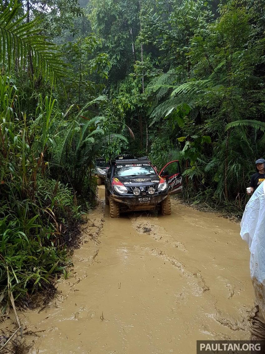 Borneo Safari Off-road Challenge 2016 with the new Mitsubishi Triton 2.4L MIVEC – one for the bucket list Image #590710