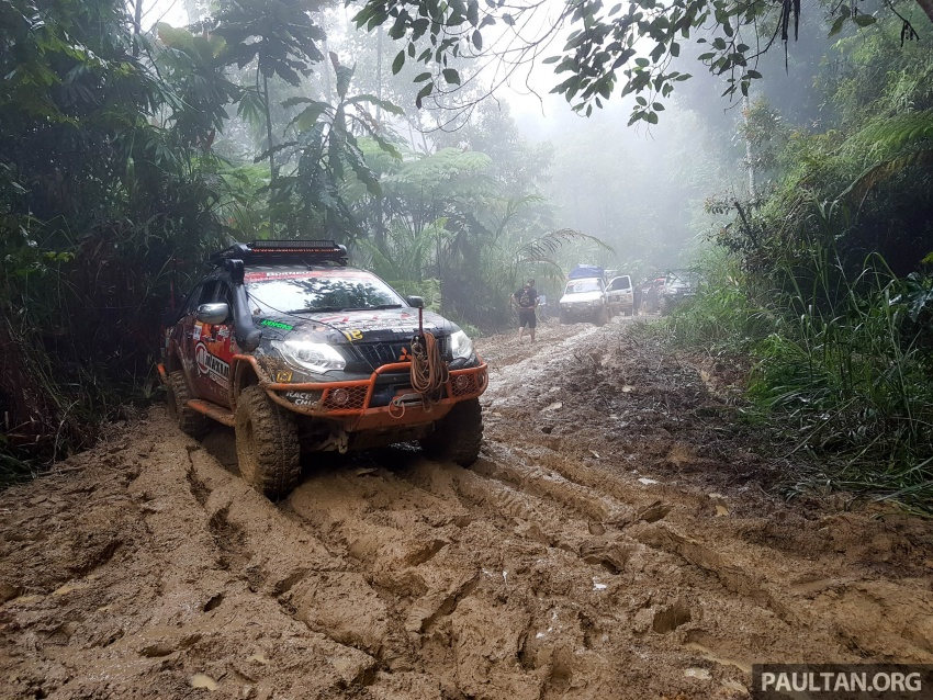 Borneo Safari Off-road Challenge 2016 with the new Mitsubishi Triton 2.4L MIVEC – one for the bucket list Image #590711