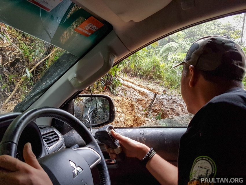 Borneo Safari Off-road Challenge 2016 with the new Mitsubishi Triton 2.4L MIVEC – one for the bucket list Image #590712