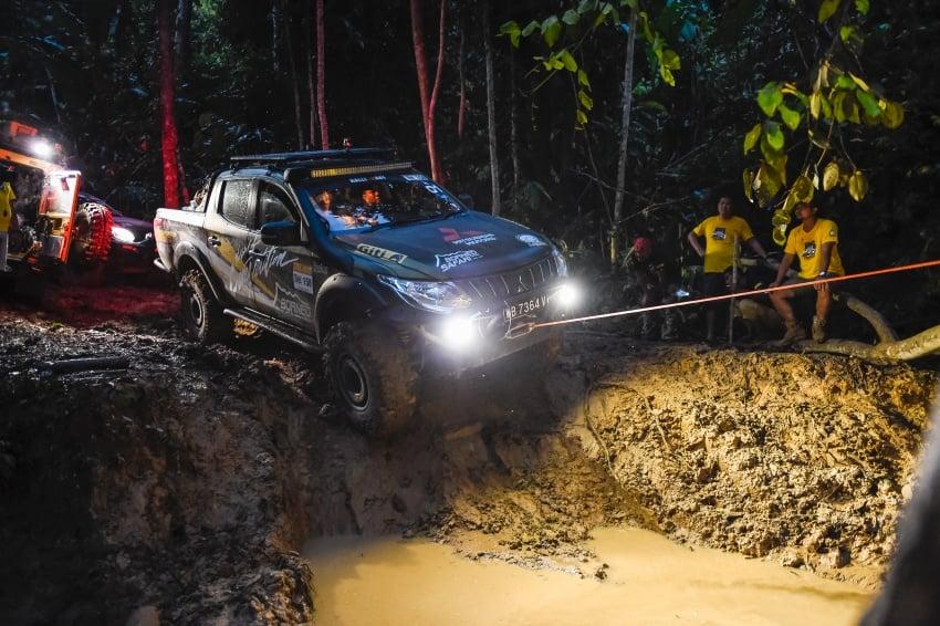 Borneo Safari Off-road Challenge 2016 with the new Mitsubishi Triton 2.4L MIVEC – one for the bucket list Image #590813