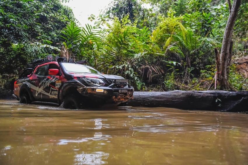 Borneo Safari Off-road Challenge 2016 with the new Mitsubishi Triton 2.4L MIVEC – one for the bucket list Image #590823