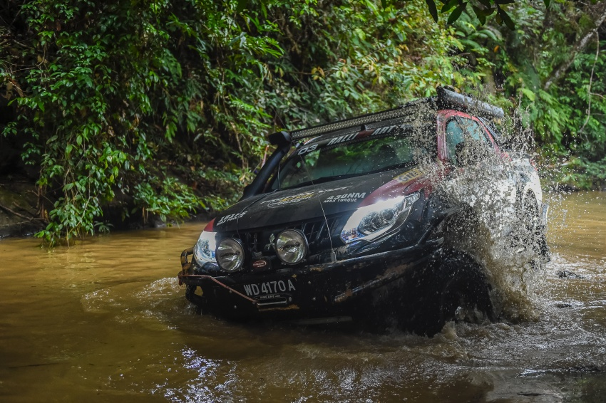 Borneo Safari Off-road Challenge 2016 with the new Mitsubishi Triton 2.4L MIVEC – one for the bucket list Image #590824