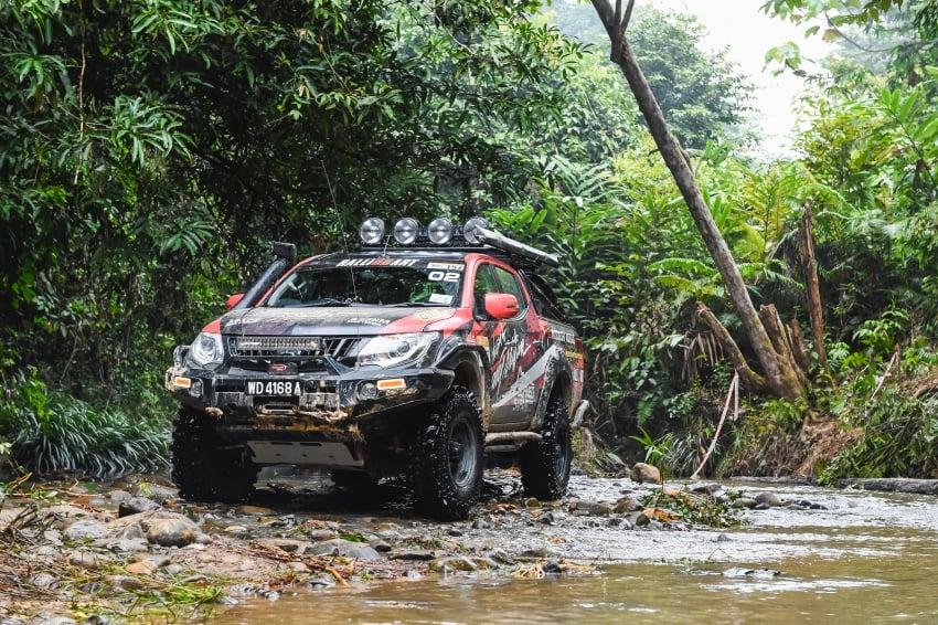 Borneo Safari Off-road Challenge 2016 with the new Mitsubishi Triton 2.4L MIVEC – one for the bucket list Image #590825