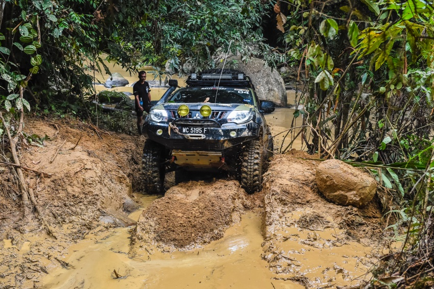 Borneo Safari Off-road Challenge 2016 with the new Mitsubishi Triton 2.4L MIVEC – one for the bucket list Image #590826