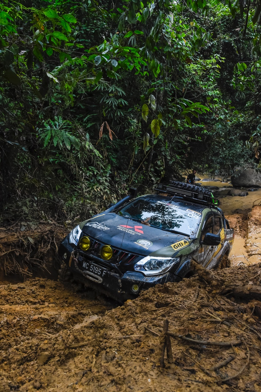 Borneo Safari Off-road Challenge 2016 with the new Mitsubishi Triton 2.4L MIVEC – one for the bucket list Image #590827