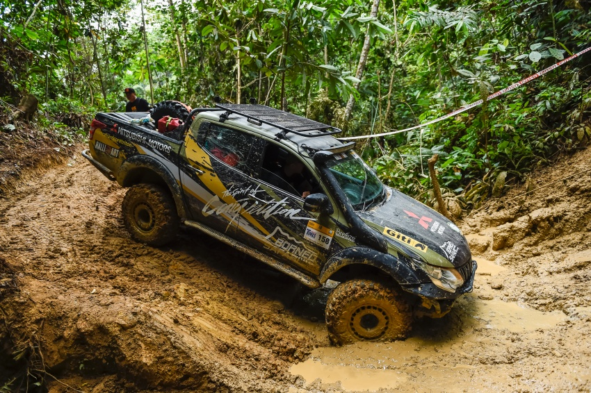 Borneo Safari Off-road Challenge 2016 with the new Mitsubishi Triton 2.4L MIVEC – one for the bucket list Image #590828