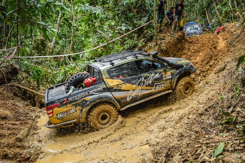 Borneo Safari Off-road Challenge 2016 with the new Mitsubishi Triton 2.4L MIVEC – one for the bucket list Image #590829