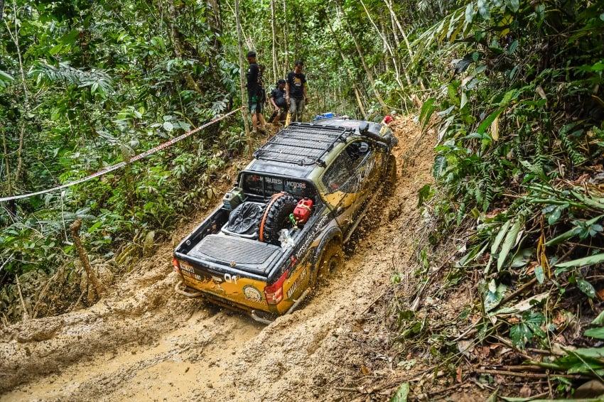 Borneo Safari Off-road Challenge 2016 with the new Mitsubishi Triton 2.4L MIVEC – one for the bucket list Image #590830