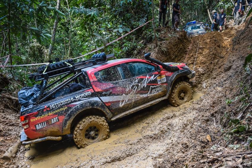 Borneo Safari Off-road Challenge 2016 with the new Mitsubishi Triton 2.4L MIVEC – one for the bucket list Image #590831