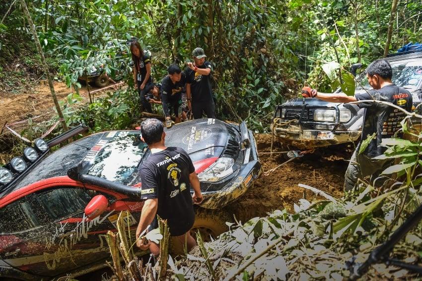 Borneo Safari Off-road Challenge 2016 with the new Mitsubishi Triton 2.4L MIVEC – one for the bucket list Image #590832