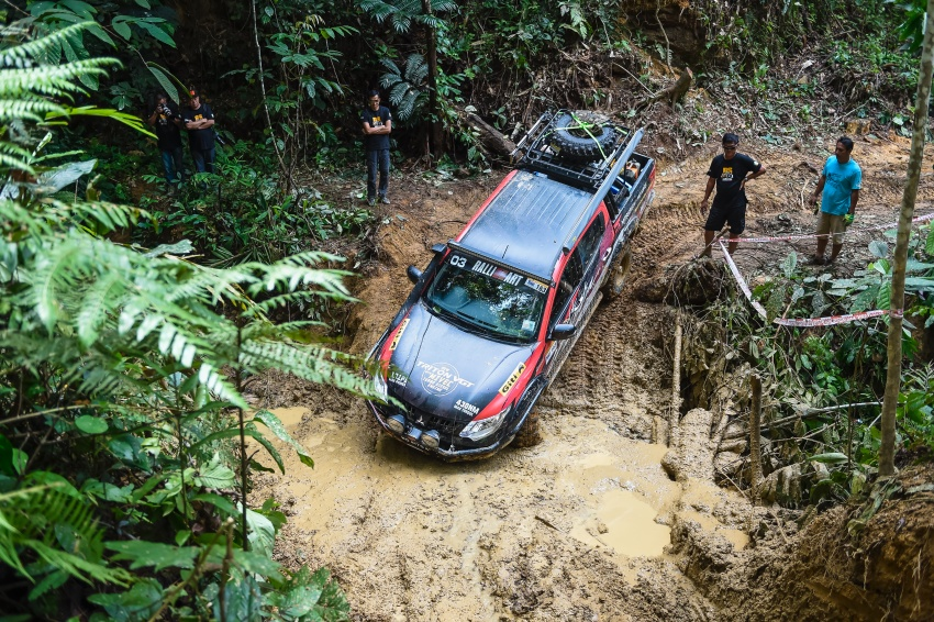 Borneo Safari Off-road Challenge 2016 with the new Mitsubishi Triton 2.4L MIVEC – one for the bucket list Image #590833
