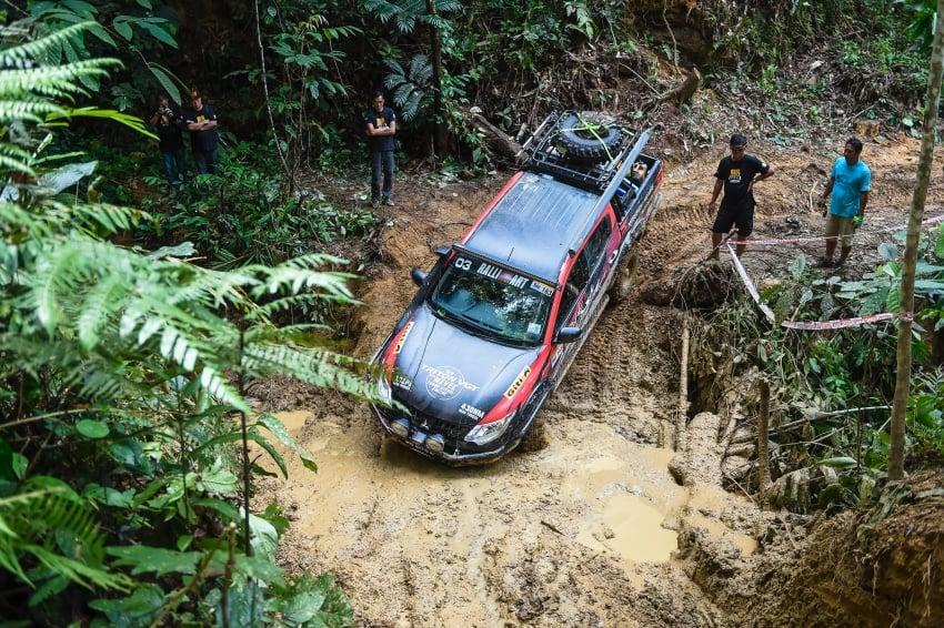 Borneo Safari Off-road Challenge 2016 with the new Mitsubishi Triton 2.4L MIVEC – one for the bucket list Image #590833