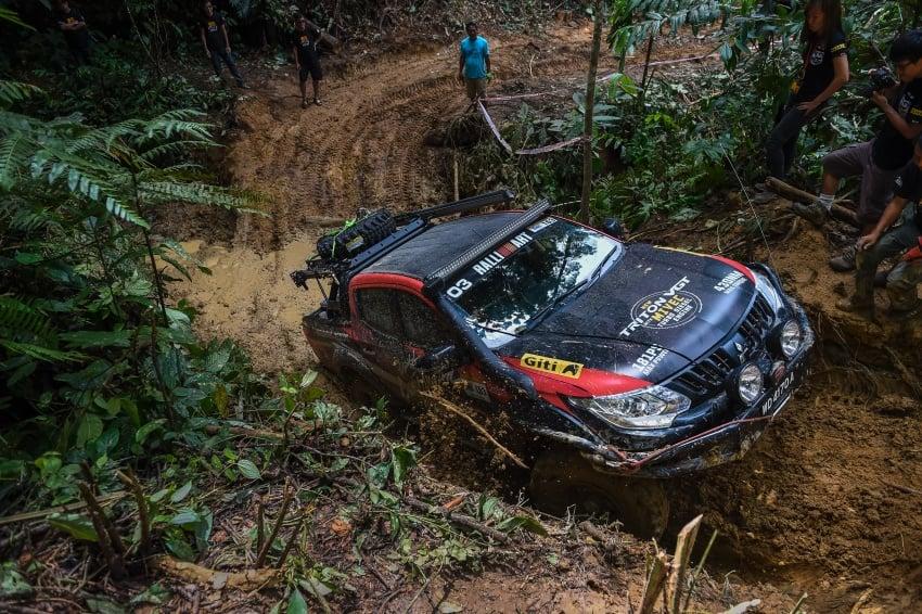Borneo Safari Off-road Challenge 2016 with the new Mitsubishi Triton 2.4L MIVEC – one for the bucket list Image #590834