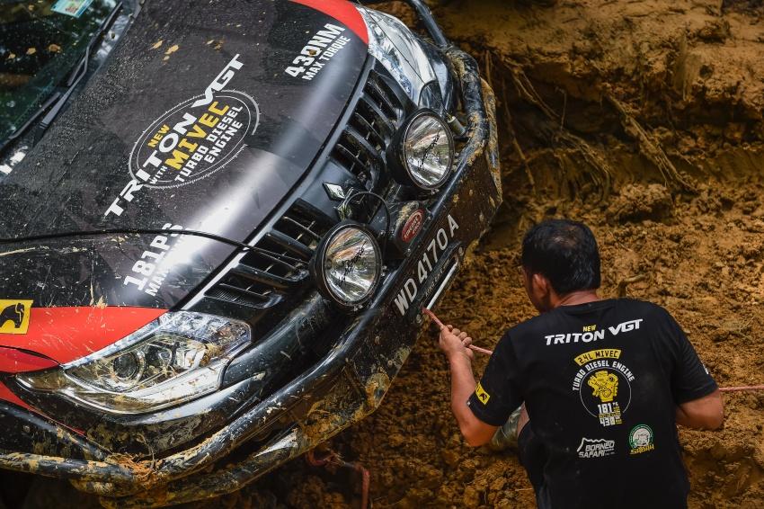 Borneo Safari Off-road Challenge 2016 with the new Mitsubishi Triton 2.4L MIVEC – one for the bucket list Image #590835