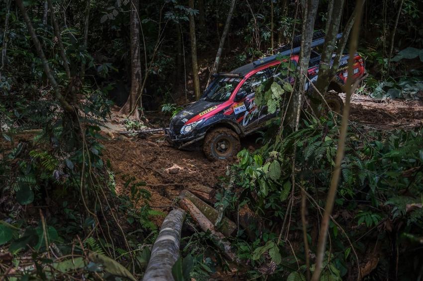Borneo Safari Off-road Challenge 2016 with the new Mitsubishi Triton 2.4L MIVEC – one for the bucket list Image #590836