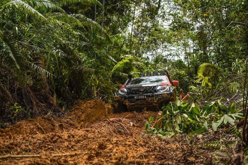 Borneo Safari Off-road Challenge 2016 with the new Mitsubishi Triton 2.4L MIVEC – one for the bucket list Image #590837