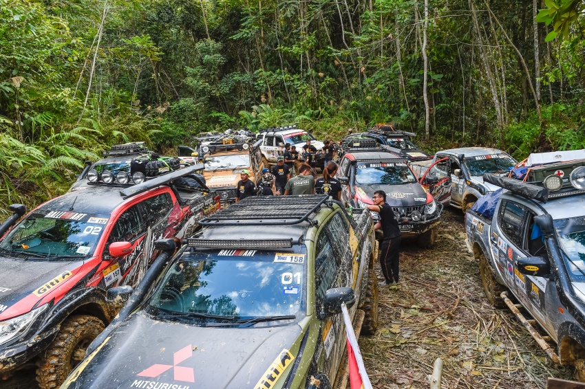 Borneo Safari Off-road Challenge 2016 with the new Mitsubishi Triton 2.4L MIVEC – one for the bucket list Image #590838