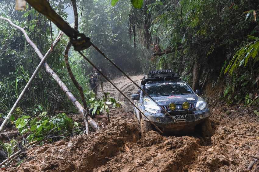 Borneo Safari Off-road Challenge 2016 with the new Mitsubishi Triton 2.4L MIVEC – one for the bucket list Image #590840