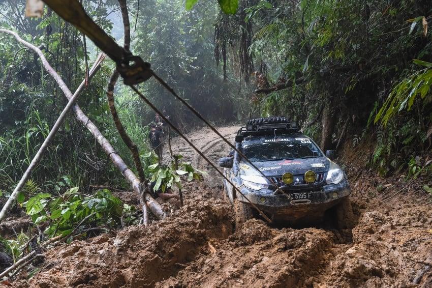 Borneo Safari Off-road Challenge 2016 with the new Mitsubishi Triton 2.4L MIVEC – one for the bucket list Image #590840