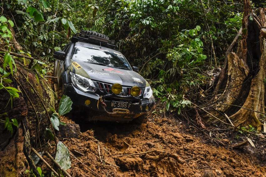 Borneo Safari Off-road Challenge 2016 with the new Mitsubishi Triton 2.4L MIVEC – one for the bucket list Image #590815