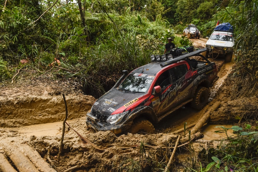 Borneo Safari Off-road Challenge 2016 with the new Mitsubishi Triton 2.4L MIVEC – one for the bucket list Image #590842