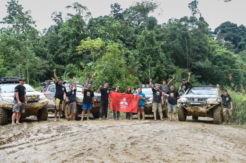 Borneo Safari Off-road Challenge 2016 with the new Mitsubishi Triton 2.4L MIVEC – one for the bucket list Image #590843