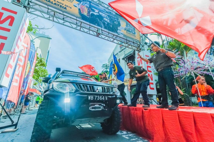 Borneo Safari Off-road Challenge 2016 with the new Mitsubishi Triton 2.4L MIVEC – one for the bucket list Image #590848