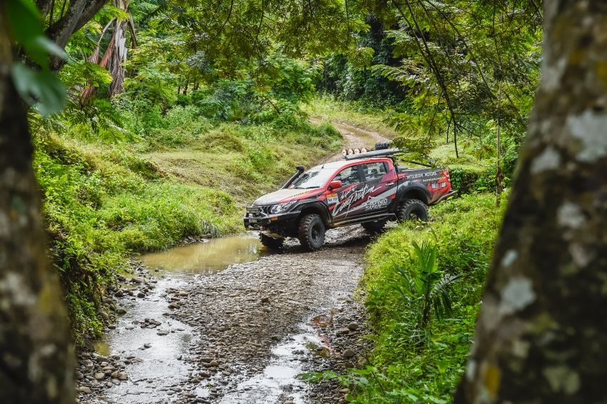 Borneo Safari Off-road Challenge 2016 with the new Mitsubishi Triton 2.4L MIVEC – one for the bucket list Image #590849