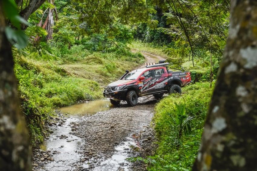 Borneo Safari Off-road Challenge 2016 with the new Mitsubishi Triton 2.4L MIVEC – one for the bucket list Image #590849